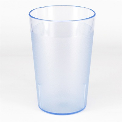 Daily used 8oz plastic water cup plastic promotional soda cups